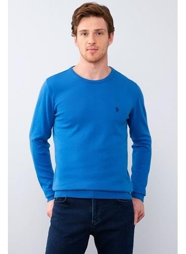 U.S. Polo Assn. Kazak Mavi